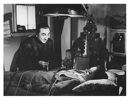 Mother Riley Meets the Vampire Mother Riley Meets The Vampire Renown Pictures 1952 The Bela