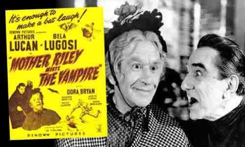 Mother Riley Meets the Vampire Mother Riley Meets the Vampire 1952 The Spooky Isles