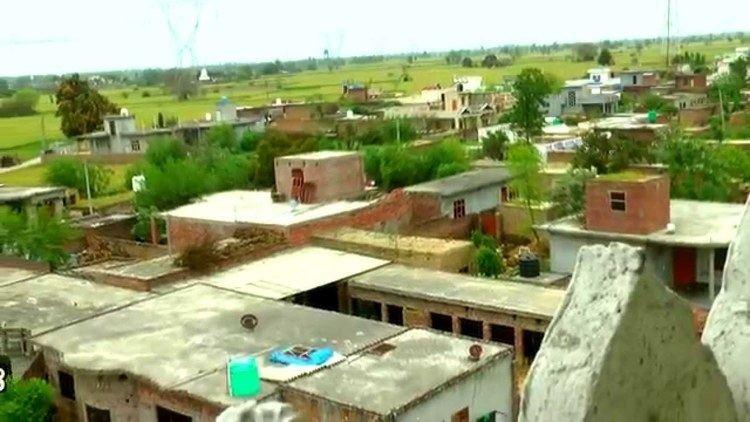 Motherland Movie movie scenes PINDAN VICHON PIND SUNIDA VILLAGE BHATIWAL PART 1
