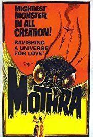Mothra Mothra 1961 IMDb