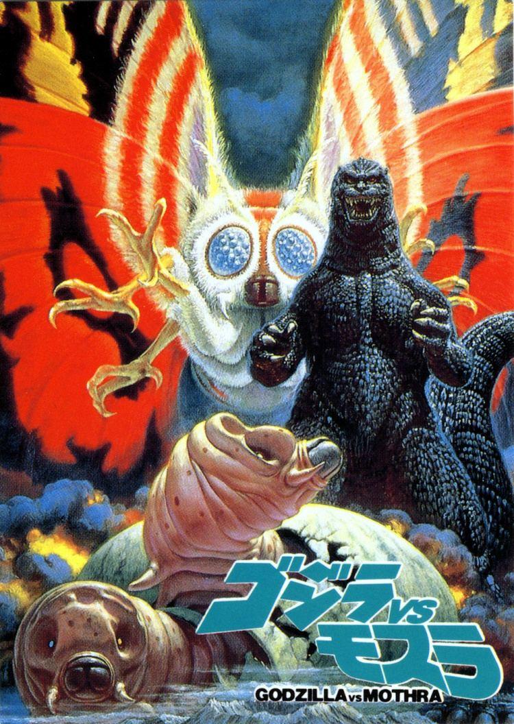Mothra vs. Godzilla Mothra vs Godzilla 1964 Ishiro Honda The Mind Reels