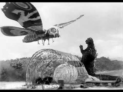 Mothra vs. Godzilla Godzilla vs Mothra 1964 Main theme YouTube