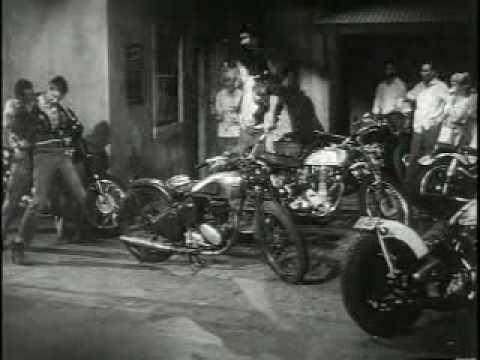 Motorcycle Gang (film) Motorcycle Gang Film Trailer YouTube