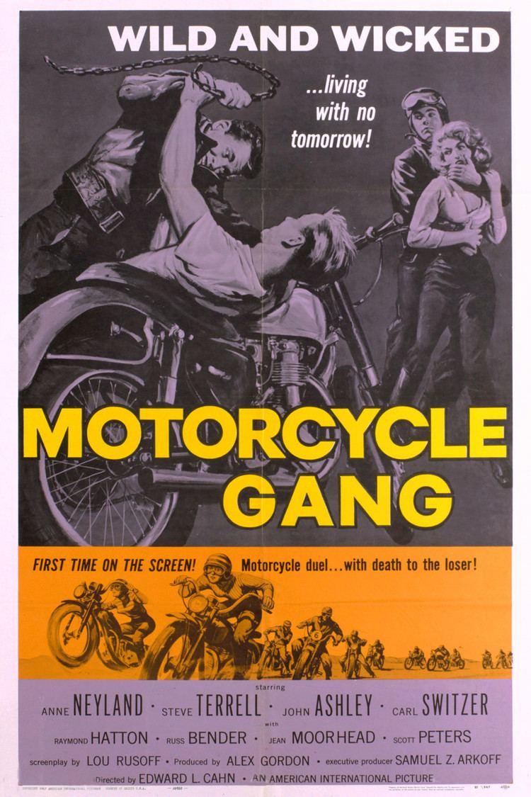 Motorcycle Gang (film) wwwgstaticcomtvthumbmovieposters41176p41176