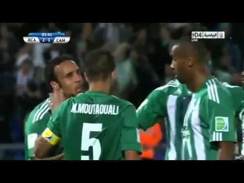 Mouhcine Moutouali Mouhcine Moutouali Goal Raja Casablanca vs Atletico
