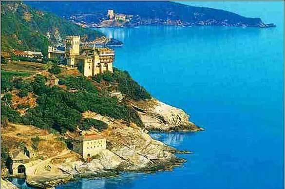 Mount Athos Beautiful Landscapes of Mount Athos