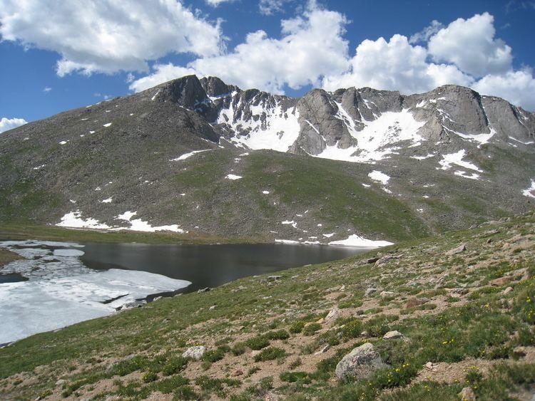 Mount Evans httpsuploadwikimediaorgwikipediacommons99