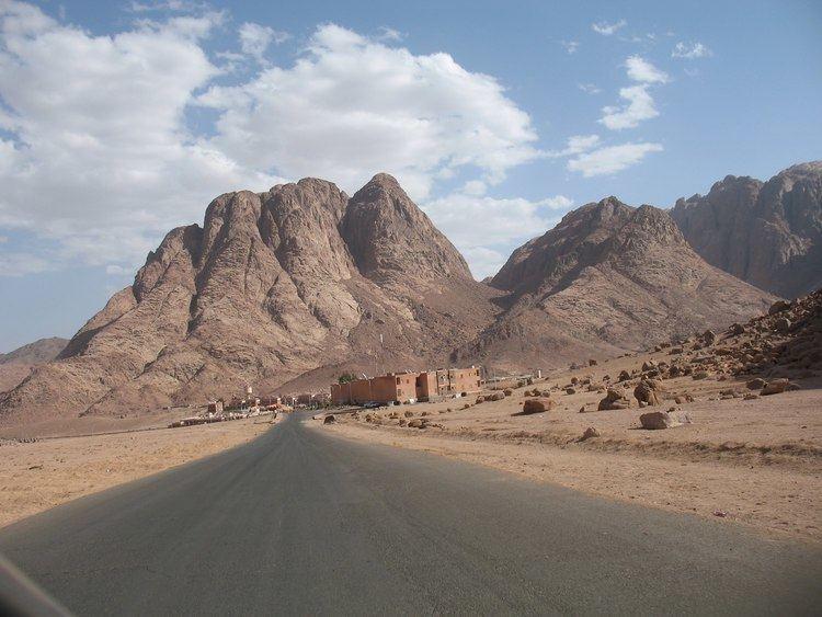 Mount Horeb Gabal Musa Mount Sinai Mount Horeb Sinai Egypt YouTube