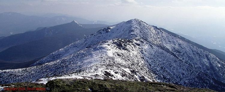 Mount Lincoln (New Hampshire) hikethewhitescomlafe3top04jpg