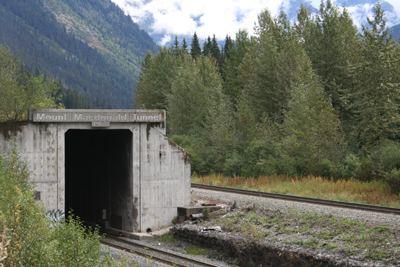 Mount Macdonald Tunnel Canadian Railway Hall of Fame