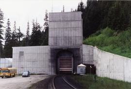 Mount Macdonald Tunnel CPR Mt Macdonald Tunnel Northern BC Archives