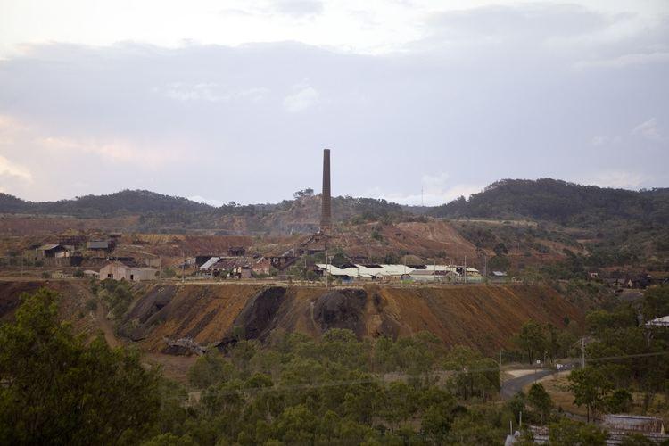 Mount Morgan Mine Mount Morgan