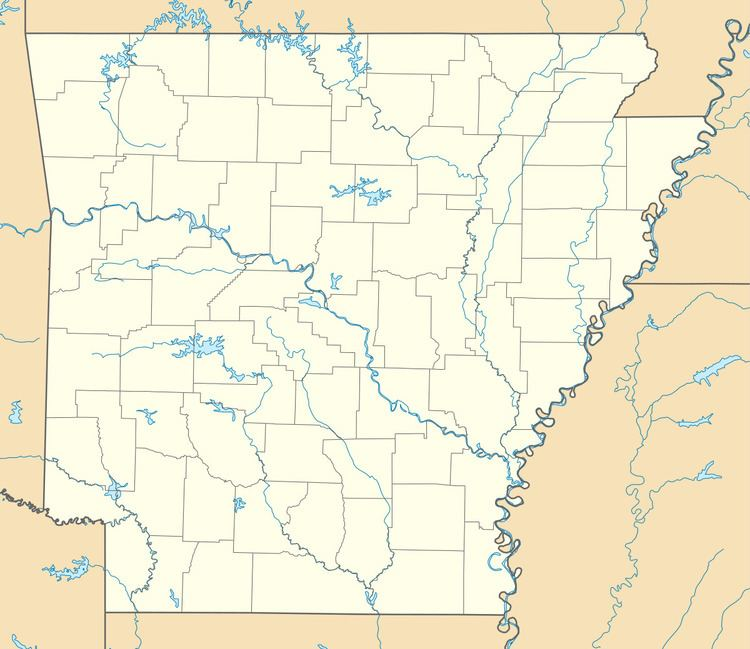 Mount Olive, Howard County, Arkansas