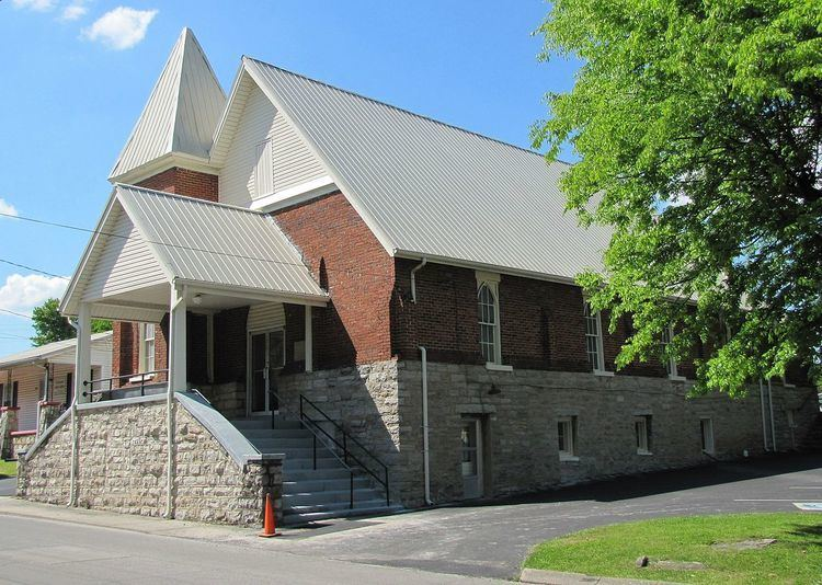 Mount Zion Missionary Baptist Church (Fayetteville, Tennessee)