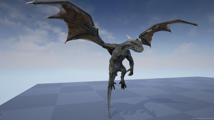 Mountain dragon - Alchetron, The Free Social Encyclopedia