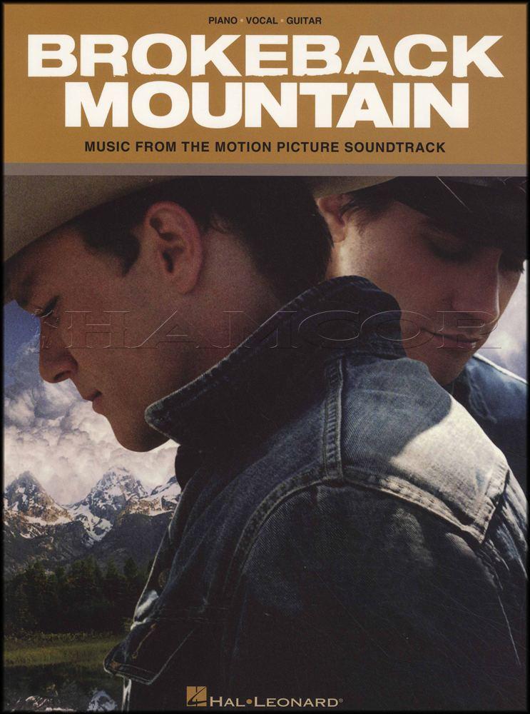 Mountain Music (film) Brokeback Mountain Music From The Film Soundtrack Piano Hamcor