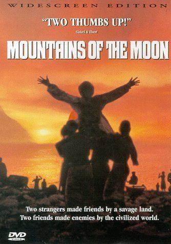Mountains of the Moon (film) Amazoncom Mountains of the Moon Patrick Bergin Iain Glen