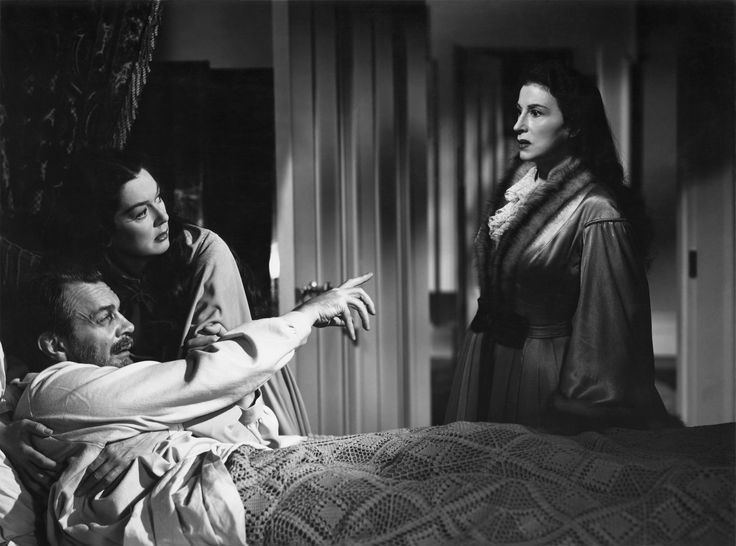 Mourning Becomes Electra (film) movie scenes  Mourning Becomes Electra Scene Movie Front Mourning Electra