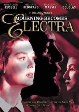 Mourning Becomes Electra (film) movie poster