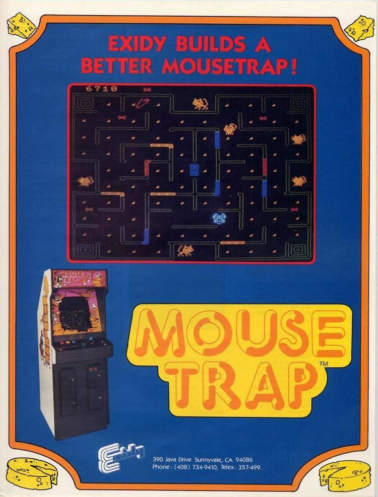 Mouse Trap (video game) - Alchetron, the free social