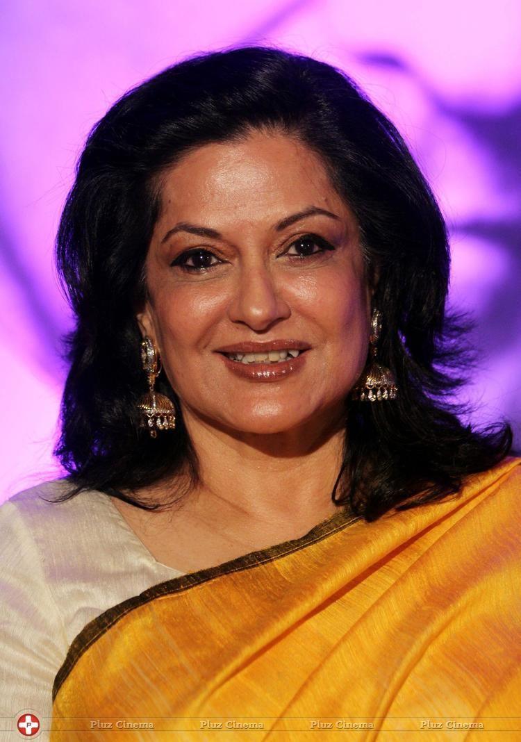 Moushumi Chatterjee Moushumi chatterjee utv stars walk of the stars honours
