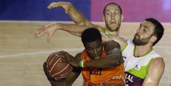 Moussa Diagne Moussa Diagne fichaje sorpresa del Bara de Basket