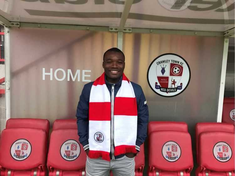 Moussa Sanoh Moussa Sanoh signs for the Reds News Crawley Town