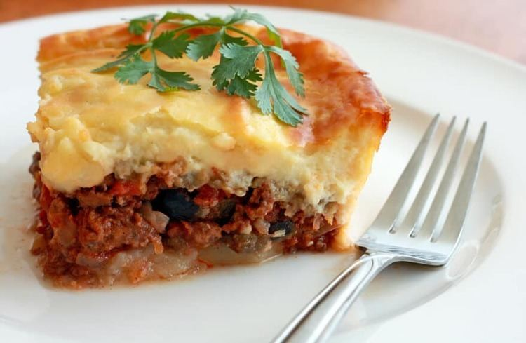 Moussaka Moussaka Recipe The Daring Gourmet