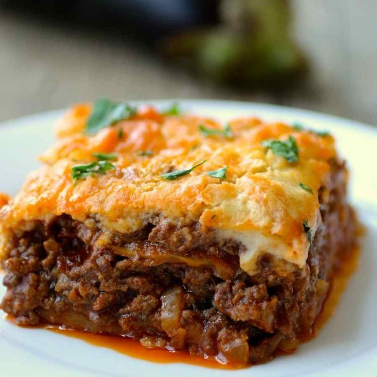 Moussaka Authentic And Traditional Greek Recipe: Alchetron, The Free Social Encyclopedia
