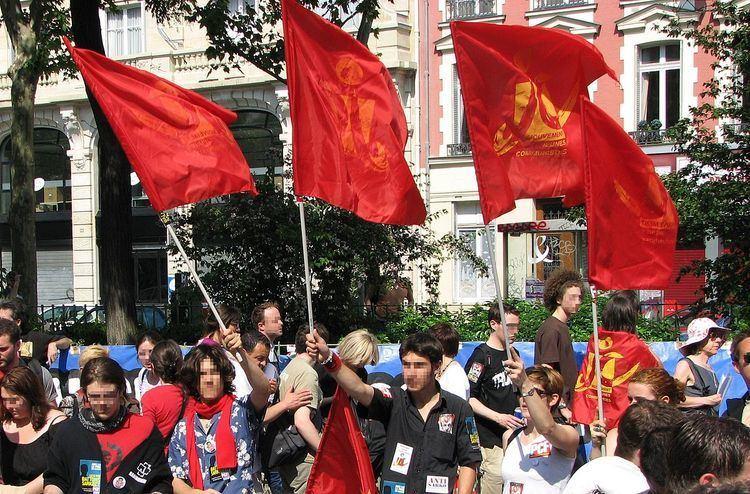 Mouvement Jeunes Communistes de France