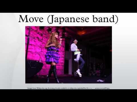 Move (Japanese band) Move Japanese band YouTube