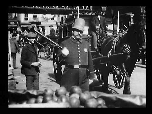 Move On (1903 film) National Film Preservation Foundation Move On 1903