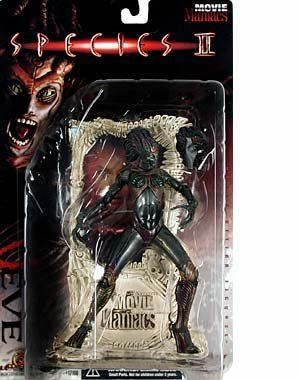 Movie Maniacs Amazoncom Movie Maniacs Series 1 Species Eve Action Figure by