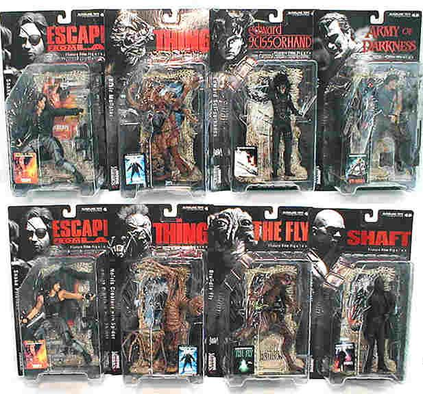 Movie Maniacs Movie Maniacs Series 3 Case McFarlane Toys Movie Maniacs