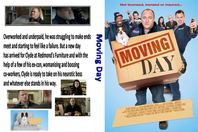Moving Day (2012 film) Moving Day (2012 film)