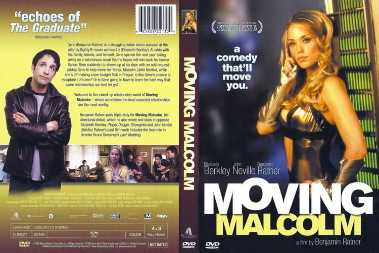 Moving Malcolm COVERSBOXSK Moving Malcolm 2003 NOT RATED high quality DVD