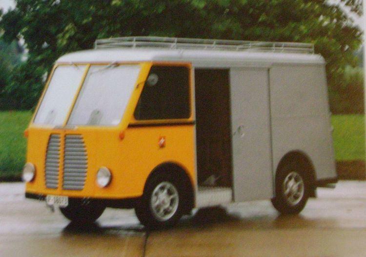 Mowag Ortsdienstwagen