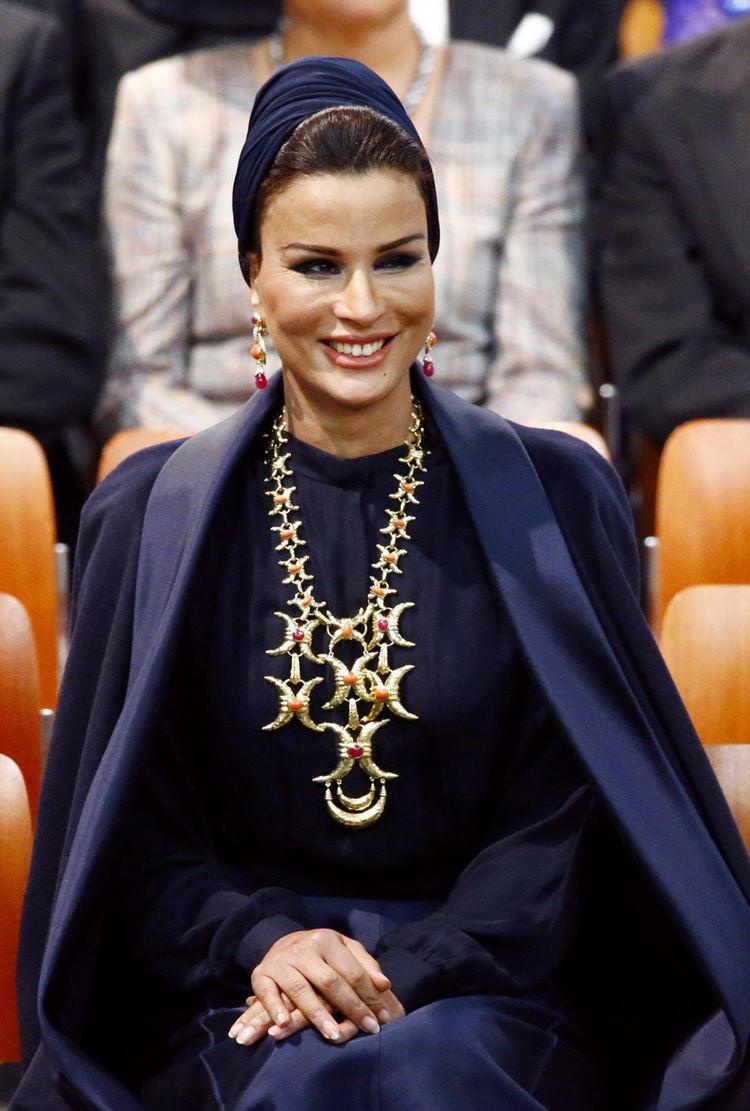 Moza bint Nasser - Alchetron, The Free Social Encyclopedia