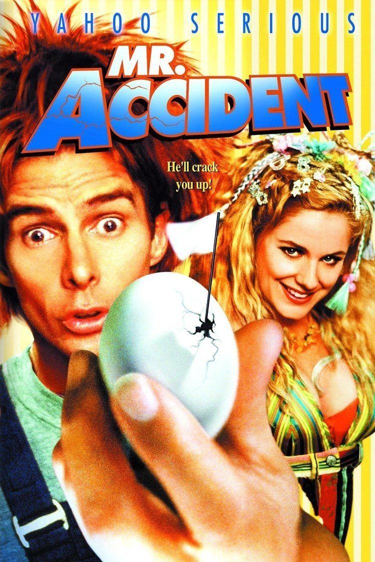 Mr. Accident wwwgstaticcomtvthumbmovieposters23017p23017