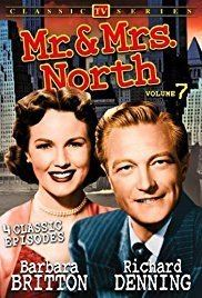 Mr. and Mrs. North httpsimagesnasslimagesamazoncomimagesMM