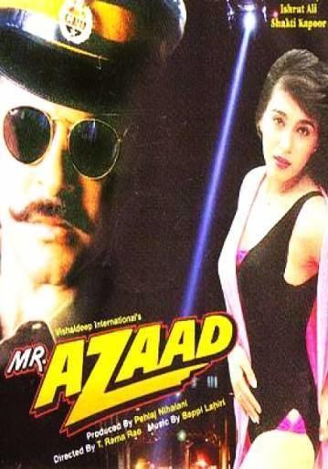 Mr Azaad Movie on Zee Cinema Mr Azaad Movie Schedule Songs and