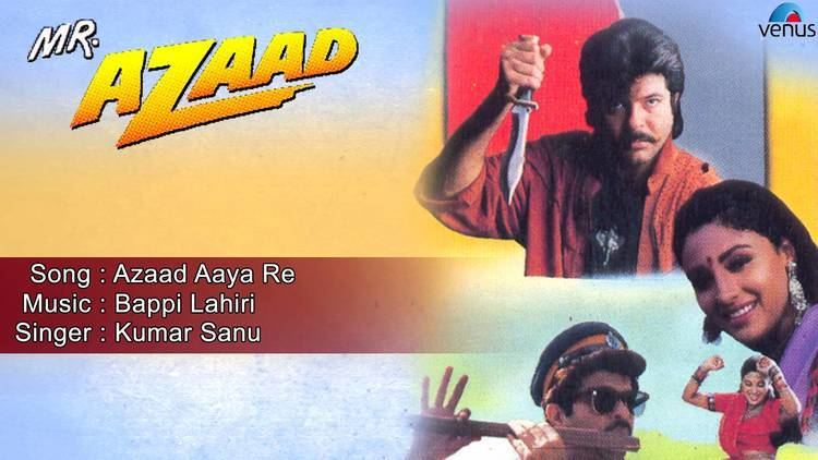 Mr Azaad Azaad Aaya Re Full Audio Song Anil Kapoor Nikki