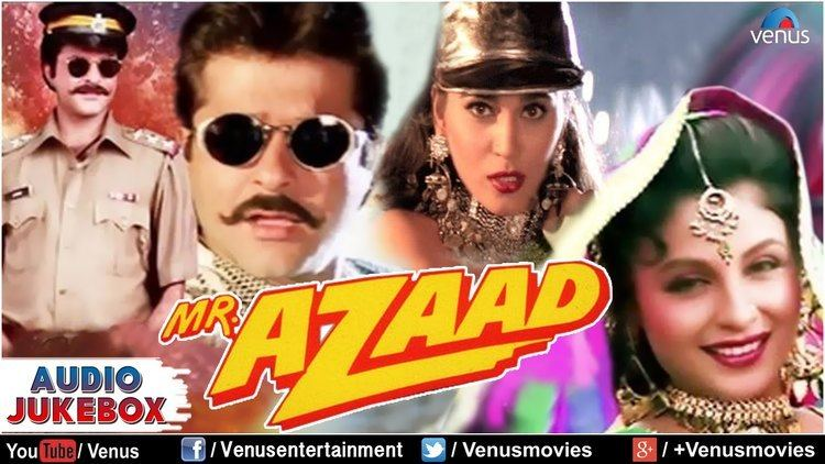 Mr Azaad Audio Jukebox Full Songs Anil Kapoor Nikki Arjun