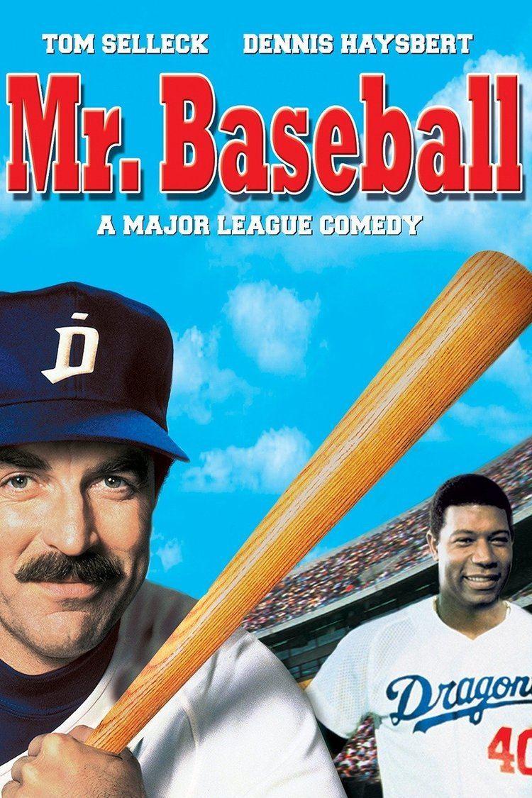 Mr. Baseball wwwgstaticcomtvthumbmovieposters14265p14265