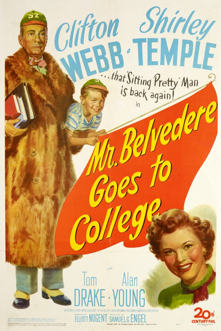 Mr. Belvedere Goes to College wwwgstaticcomtvthumbmovieposters9464p9464p