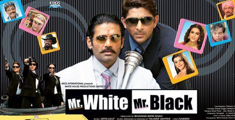Movie Review Mr White Mr Black