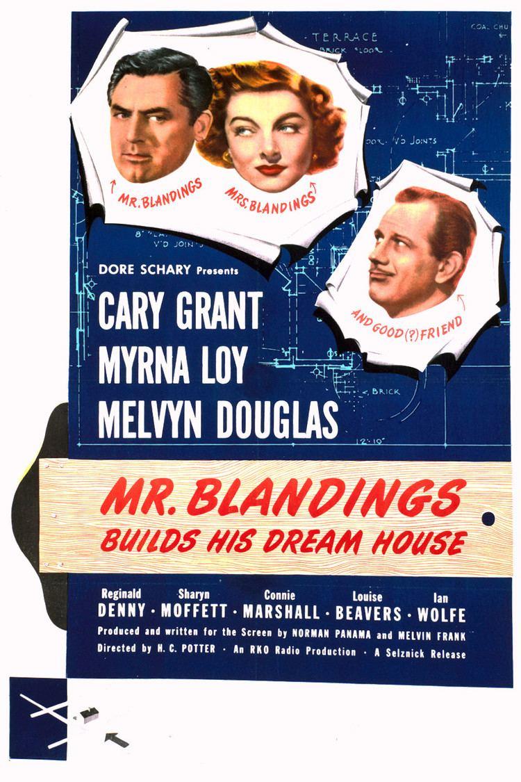 Mr. Blandings Builds His Dream House wwwgstaticcomtvthumbmovieposters12886p12886