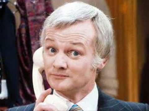 Mr. Humphries John Inman also known as Mr Humphries YouTube