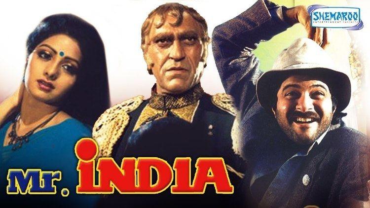 Mr India Movie 1987 photos YouTube