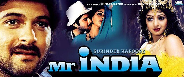 Mr India 1987 Full Hindi Movie Watch Online DVD HD Print Download
